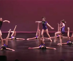 "Contemporary Ballet Group ""Lose Yourself, Dream Warriors"" Video"