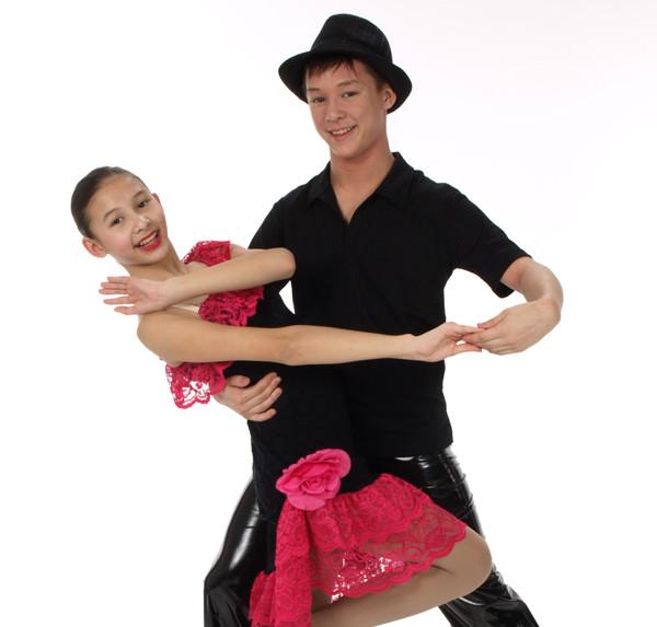 Call for Female Ballroom Dancers