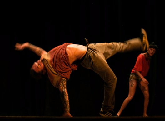 Street Dance Workshop: Highly Recommended
