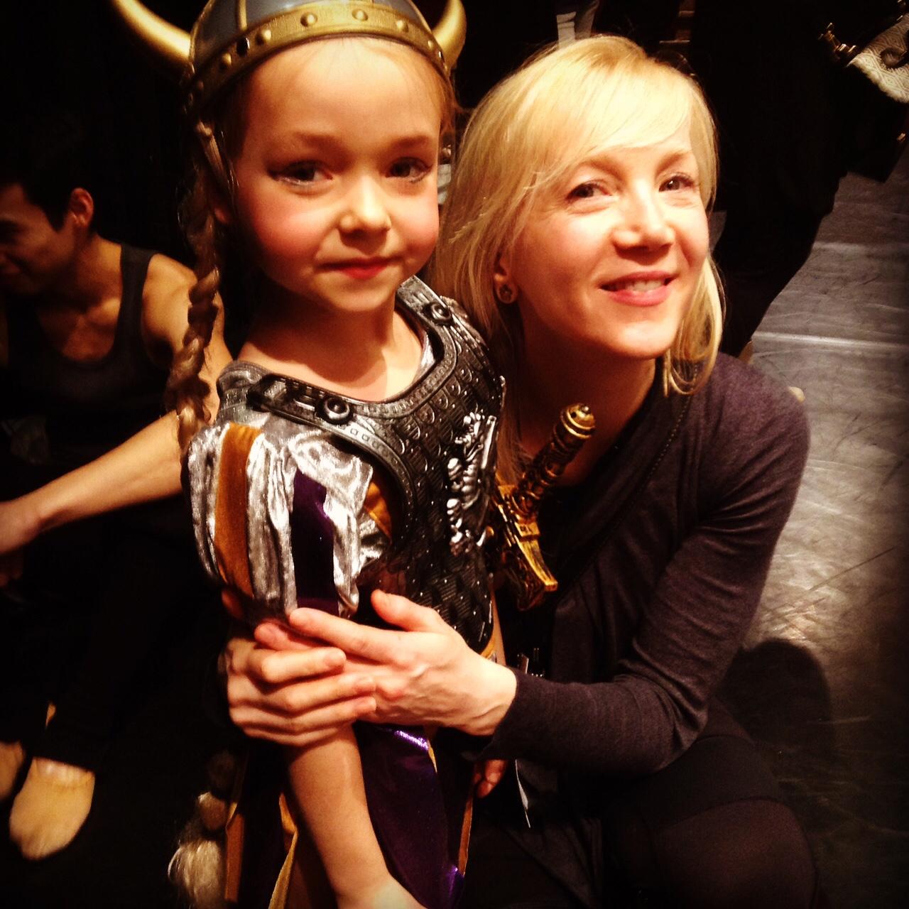 Sophia Reid-Gantzert Receives V.I.B.E. Award in Vienna