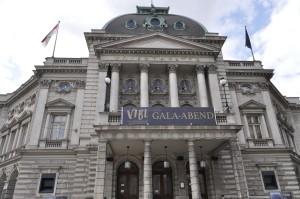 Volkstheatre Gala Evening Banner