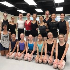 Ballet and Contemporary Intensive Week B Starts Monday!