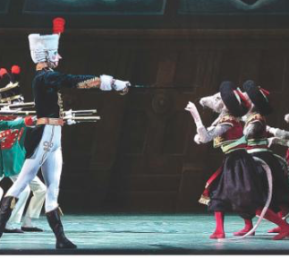 Register to Audition for Nutcracker
