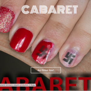 "Madison Performs in ""Cabaret"" Oct. 12-22"