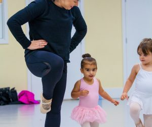 Baby Ballet Winter Session