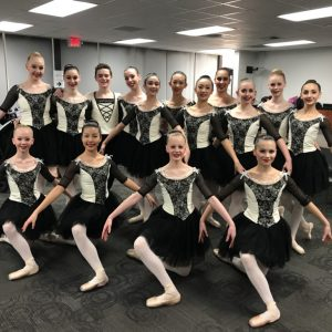 Congratulations to our YAGP Dancers!