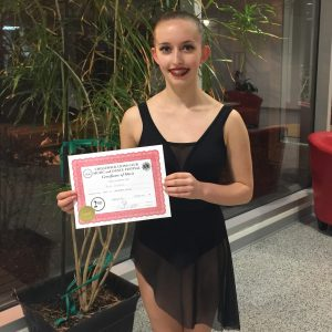 Chilliwack Festival Ballet and Modern/Contemporary Results