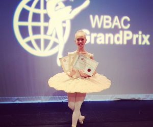 CSD Dancer Invited to WBAC Grand Prix Finals