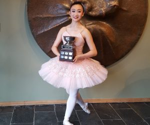 Successes at Surrey Festival of Dance Ballet Section