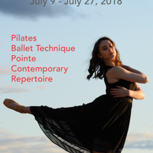 Ballet Kelowna's Summer Dance Intensive 2018