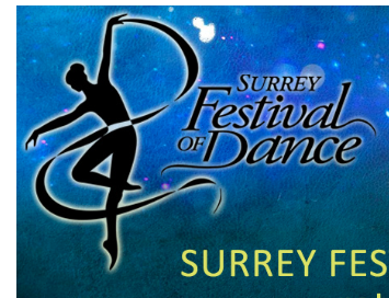 Success at Surrey Festival Contemporary, Jazz, Tap Sections!