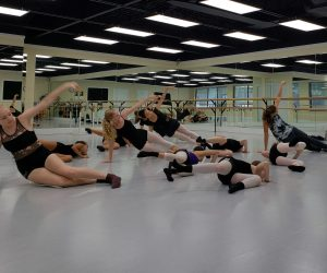 Week A of Ballet and Contemporary Intensive Wraps