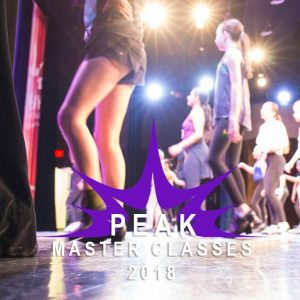 Peak Master Classes November 3 & 4