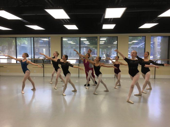 Week B Ballet + Contemporary Intensive Wraps - Caulfield