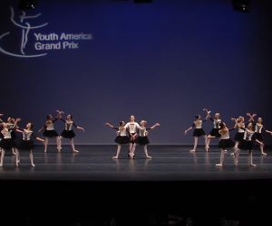 "Half Day Classical Ballet ""Ballet Baroque"" Video"