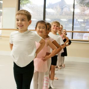 Sunday Dance Classes at Caulfield School of Dance