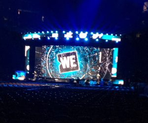 Caulfield Grads Perform at WE Day