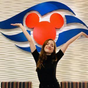 CSD Alumna Headlining Disney Cruise Lines