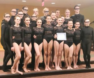 Success in Contemporary, Hip Hop and Acro at Chilliwack Festival