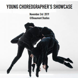Young Choreographer's Showcase