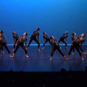 "Half Day Contemporary Ballet Video ""Under the Moonlight"""