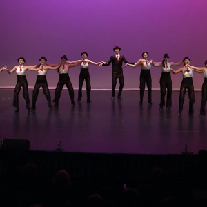 "Tap Dance Video ""Zoot Suit Riot"""