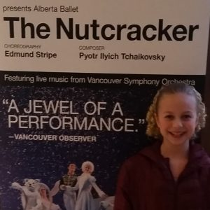 Nutcracker Memories