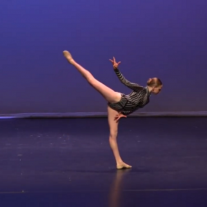 "Contemporary Ballet Video: ""Run"""
