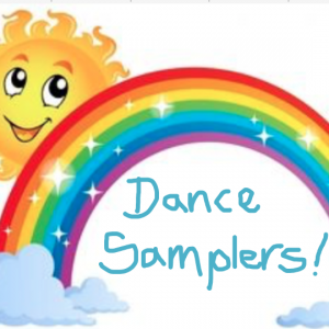 Summer Dance Samplers!